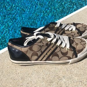 Coach sneakers limited edition